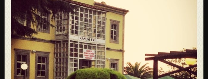 Kanuni Evi is one of trabzon.