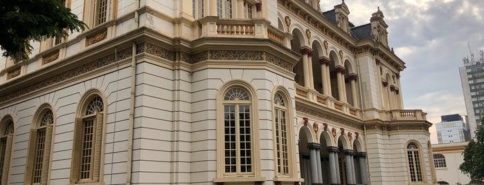 Palácio Campos Elíseos is one of SP - lugares.