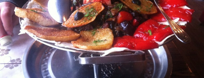 Хачапури & Хинкали is one of Восточная кухня | Eastern Diner.