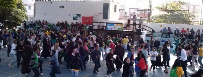 Escola Municipal Bento Ribeiro is one of #Rio2013 | Catequese [Portuguese].