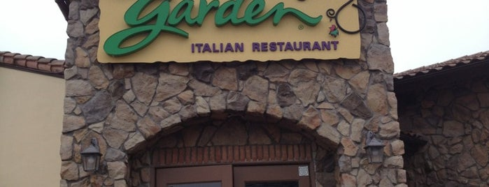 Olive Garden is one of Food & Drinks.
