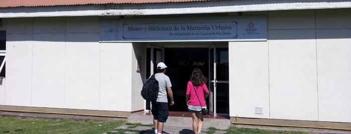 Museo de la Memoria Urbana is one of San Juan.