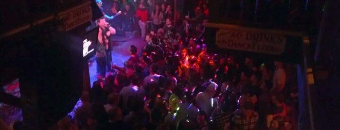Pickle Barrel Nightclub is one of burlington/killington.
