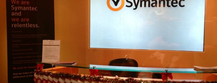Symantec is one of Empresas Colombia.