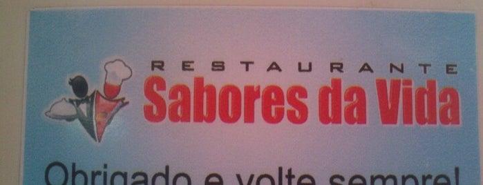 Restaurante Sabores da Vida is one of luci.