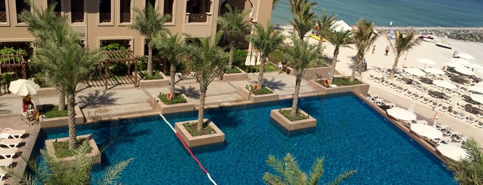 Sheraton Sharjah Beach Resort & Spa is one of 2016 - DXB.