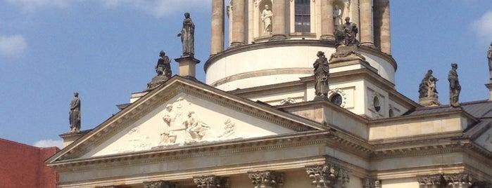 Französischer Dom is one of Berlin.