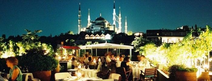 Armada Sultanahmet Hotel is one of Temmuz 7 2017.