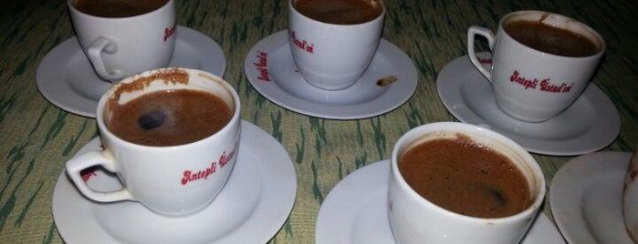 Antepli Üstad'ım is one of Ycard.
