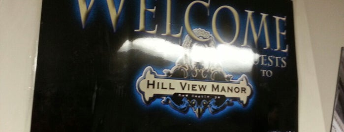 Hill View Manor is one of Philly & Other PA.