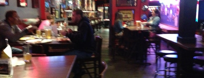 Mac's Pizza Pub is one of Campus Eats.