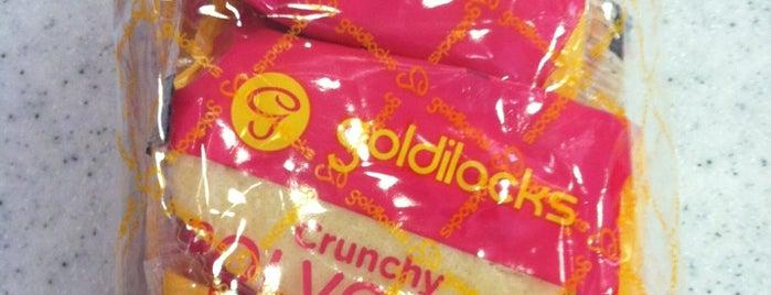 Goldilocks is one of LA Foodie list.