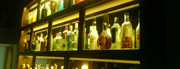 Up Shot Bar is one of Kaleici-Antalya.