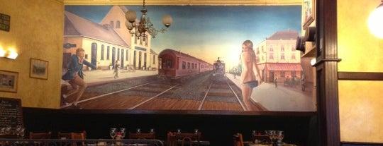 La Brasserie de la Gare is one of Les restos de Steph G..
