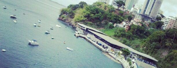 Yacht Clube da Bahia is one of Salvador.