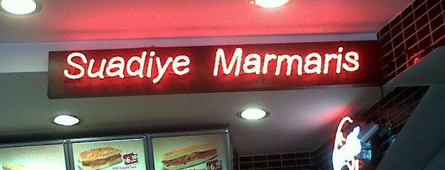 Suadiye Marmaris is one of ✔️.