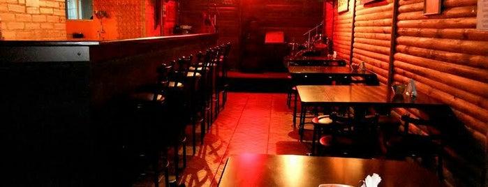 Backwoods Pub is one of Top of Duca.