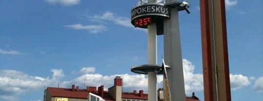 Lordin aukio is one of Rovaniemi in 5 days!.