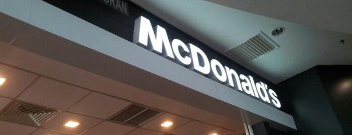 McDonald's is one of makan @ KL #16.