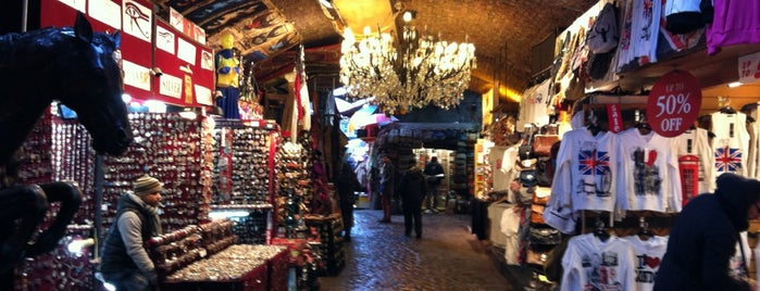 Horse Tunnel Market is one of London, UK (attractions).
