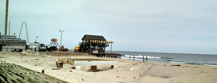 FunTown Pier is one of Been Here.