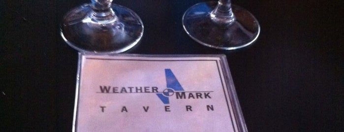 Weather Mark Tavern is one of CHI - Brunk.