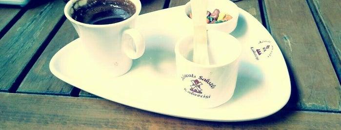 Alaçatı Sakızlı Kahvecisi is one of Cafelerin.