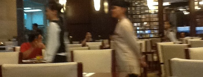 Menawan Restaurant, Imperial Palace Hotel is one of like.
