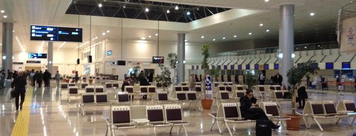 Denizli Çardak Airport (DNZ) is one of HAVALİMANLARI.