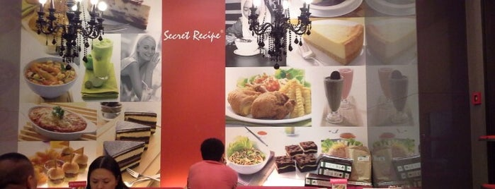 Secret Recipe is one of My Favorite Food.