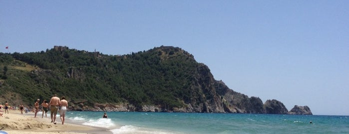Alanya Beach is one of Alanya Otelleri.