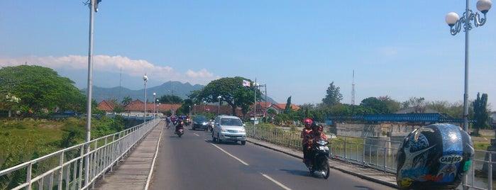 Jembatan Bandar Kediri is one of Best places in Kediri, Indonesia.