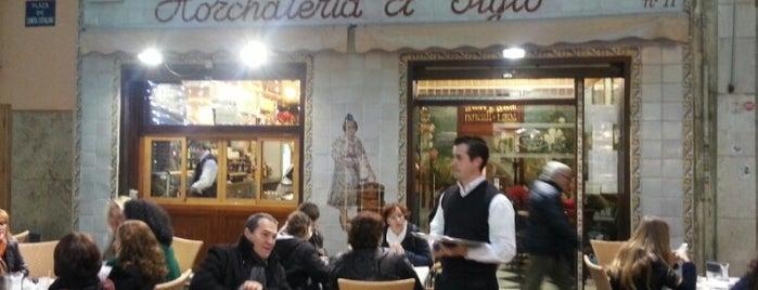 Horchatería El Siglo is one of Cafeteo con encanto en Valencia.