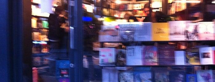 Koenig Books is one of London.