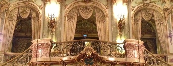 Hessisches Staatstheater is one of Mainz♡Wiesbaden.