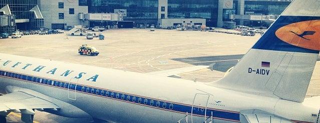 Lufthansa Arbeitsraum L/GP is one of Guide to Frankfurt's best spots.