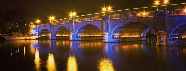 Kingston Bridge is one of Favorite Great Outdoors.