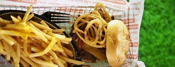 Smashburger is one of Kuwait.