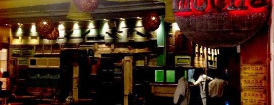 Mocha (DLF Saket) is one of Must-visit Nightlife Spots in New Delhi.