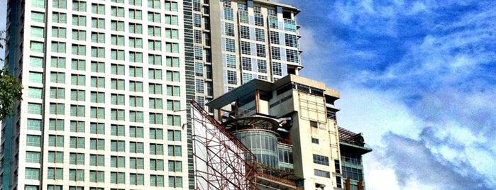 Crown Regency Hotel is one of Certified Cebu.