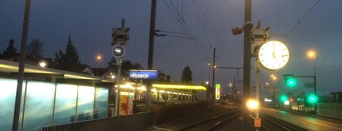 Bahnhof Hitzkirch is one of Bahnhöfe.