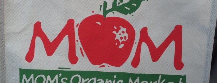MOM's Organic Market is one of place I go.