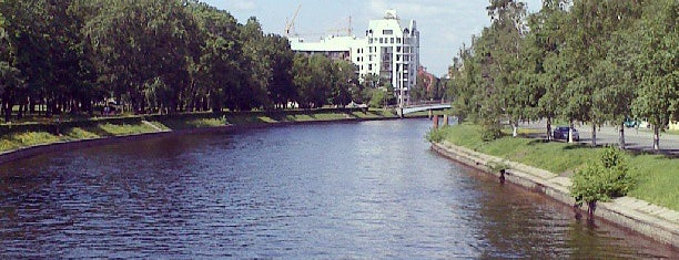 Petrogradsky District is one of ..