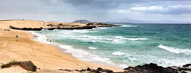 Parque Natural de Corralejo is one of Levante y Sur.