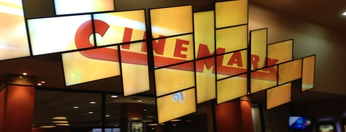 Cinemark is one of Top 10 favorites places in Lima, Peru.