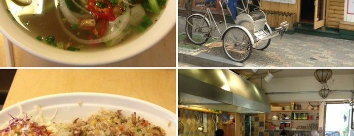 Little Papa Pho is one of 韓国旅.