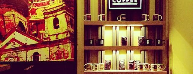 Bo's Coffee is one of Certified Cebu.