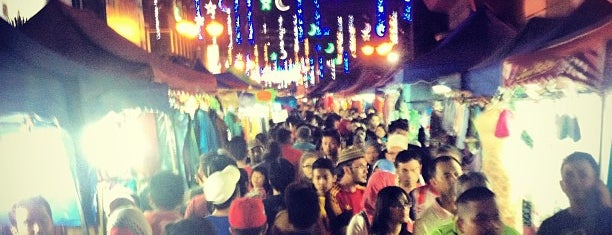 Jalan Tuanku Abdul Rahman (TAR) is one of All-time favorites in Malaysia.