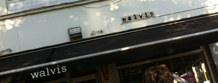 Walvis is one of VISITED BARS/PUBS.