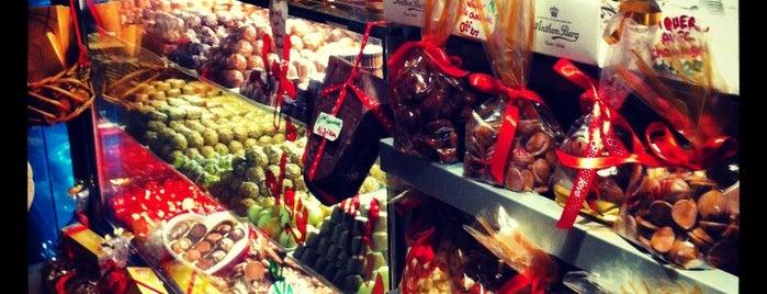 J'adore Chocolatier is one of Pastane & Dondurma.